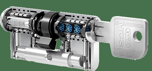 MCS cilindar za vrata
